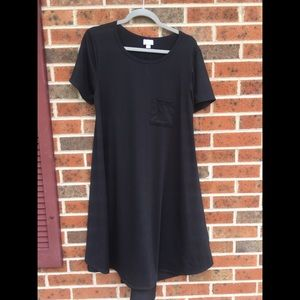 Lularoe Noir Carly Large